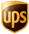 ups courier service of v care pharmacy
