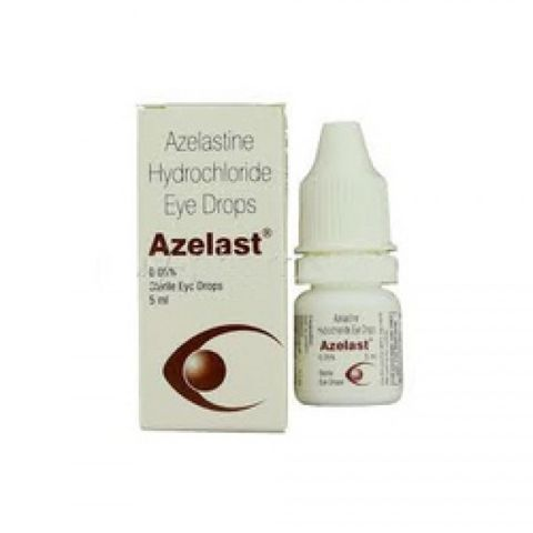 display Azelast 5 Eye Drop - 0.05% (5ml)