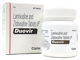 display Duovir 150 / 300mg
