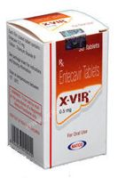 display Entecavir
