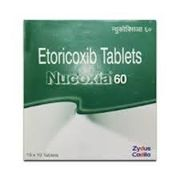 display Nucoxia 60 mg